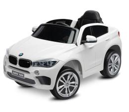 Pojazd na akumulator Toyz BMW X6 White