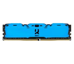 Pamięć RAM DDR4 GOODRAM 8GB (1x8GB) 3200MHz CL16 IRDM X Blue