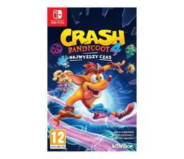 Gra na Switch Switch Crash Bandicoot 4: Najwyższy Czas