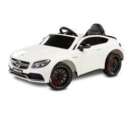 Pojazd na akumulator Toyz Mercedes  AMG C63 S White