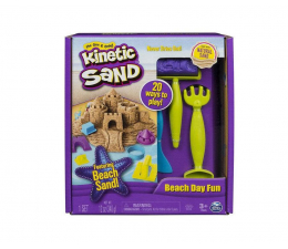Zabawka kreatywna Spin Master Kinetic Sand Zabawa na Plaży