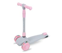 Hulajnoga dla dzieci KIDWELL Hulajnoga balansowa Jax gray/pink