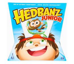 Gra słowna / liczbowa Spin Master Gra Hedbanz Junior Kim Jestem?