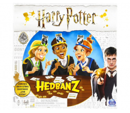 Gra słowna / liczbowa Spin Master Gra Hedbanz Harry Potter