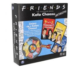 Gra słowna / liczbowa Spin Master Gra Przyjaciele Koło Chaosu