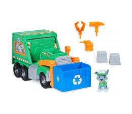 Pojazd / tor i garaż Spin Master Psi Patrol Ciężarówka do Recyklingu Rocky'ego