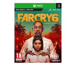 Gra na Xbox One Xbox Far Cry 6