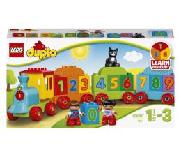 Klocki LEGO® LEGO DUPLO 10847 Pociąg z cyferkami