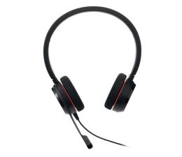 Słuchawki biurowe, callcenter Jabra Evolve 20 UC Duo USB
