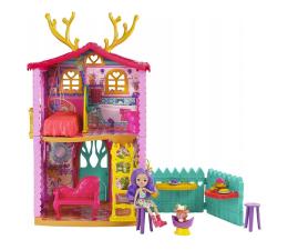 Lalka i akcesoria Mattel Enchantimals Mały Domek Jelonków