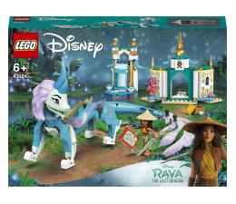 Klocki LEGO® LEGO Disney Princess 43184 Raya i smok Sisu