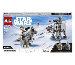Klocki LEGO® LEGO Star Wars 75298 Mikromyśliwce: AT-AT kontra Taunta