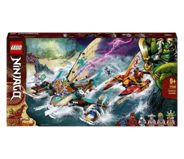 Klocki LEGO® LEGO NINJAGO 71748 Morska bitwa katamaranów