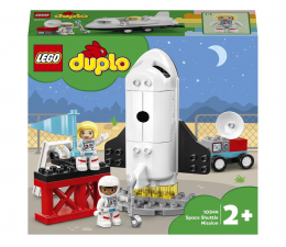 Klocki LEGO® LEGO DUPLO 10944 Lot promem kosmicznym