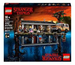 Klocki LEGO® LEGO Stranger Things 75810 Druga Strona