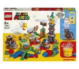 Klocki LEGO® LEGO Super Mario 71380 Mistrzowskie przygody - zestaw