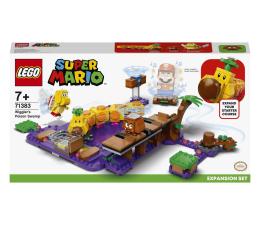 Klocki LEGO® LEGO Super Mario 71383 Trujące bagno Wigglera