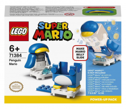 Klocki LEGO® LEGO Super Mario 71384 Mario pingwin - ulepszenie