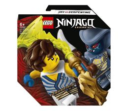 Klocki LEGO® LEGO NINJAGO 71732 Epicki zestaw bojowy — Jay kontra