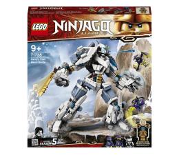 Klocki LEGO® LEGO NINJAGO 71738 Starcie tytanów Mech