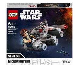 Klocki LEGO® LEGO Star Wars 75295 Mikromyśliwiec Sokół Millennium