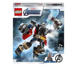 Klocki LEGO® LEGO Marvel Avengers 76169 Opancerzony mech Thora