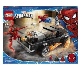 Klocki LEGO® LEGO Marvel Spider-Man 76173 Spider-Man i Upiorny Jeźdz