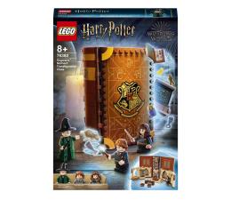 Klocki LEGO® LEGO Harry Potter 76382 Chwile z Hogwartu: zajęcia