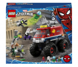 Klocki LEGO® LEGO Marvel Spider-man 76174 Monster truck Spider-Mana