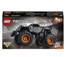 Klocki LEGO® LEGO Technic 42119 Monster Jam Max-D