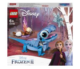 Klocki LEGO® LEGO Disney 43186 Salamandra Bruni do zbudowania