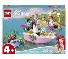 Klocki LEGO® LEGO Disney 43191 Świąteczna łódź Arielki