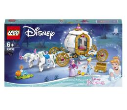 Klocki LEGO® LEGO Disney 43192 Królewski powóz Kopciuszka
