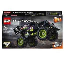 Klocki LEGO® LEGO Technic 42118 Monster Jam Grave Digger