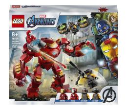 Klocki LEGO® LEGO Marvel Avengers 76164 Hulkbuster Iron Mana