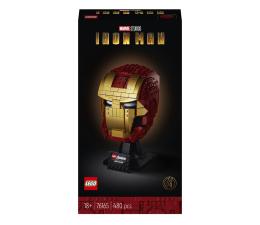 Klocki LEGO® LEGO Marvel Avengers 76165 Helm Iron Mana