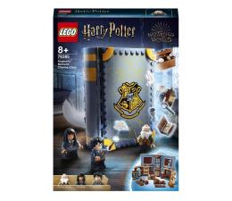 Klocki LEGO® LEGO Harry Potter 76385 Chwile z Hogwartu: zajęcia z za