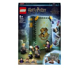 Klocki LEGO® LEGO Harry Potter 76383 Chwile z Hogwartu: zajęcia z el