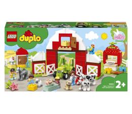 Klocki LEGO® LEGO DUPLO 10952 Stodoła, traktor i zwierzęta