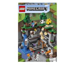 Klocki LEGO® LEGO Minecraft 21169 Pierwsza przygoda