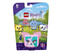Klocki LEGO® LEGO Friends 41665 Kostka Stephanie z kotem