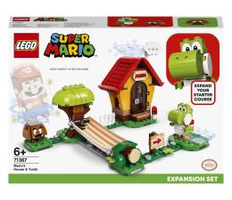 Klocki LEGO® LEGO Super Mario 71367 Yoshi i dom Mario — rozszerzenie