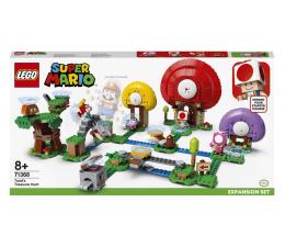 Klocki LEGO® LEGO Super Mario 71368 Toad szuka skarbu — rozszerzenie