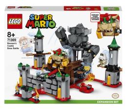 Klocki LEGO® LEGO Super Mario 71369 Walka w zamku Bowsera
