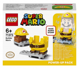 Klocki LEGO® LEGO Super Mario 71373 Mario budowniczy — dodatek