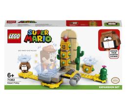 Klocki LEGO® LEGO Super Mario 71363 Pustynny Pokey — rozszerzenie