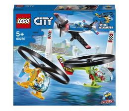 Klocki LEGO® LEGO City 60260 Powietrzny wyścig