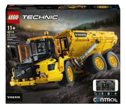 Klocki LEGO® LEGO Technic 42114 Wozidło przegubowe Volvo 6x6
