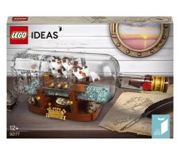 Klocki LEGO® LEGO IDEAS 92177 Statek w butelce