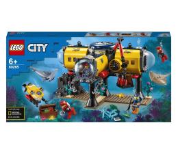 Klocki LEGO® LEGO City 60265 Baza badaczy oceanu